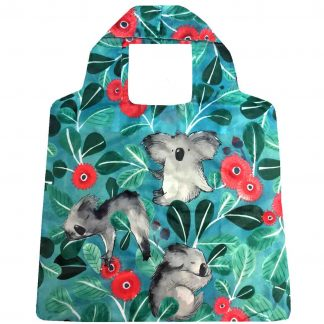 Koala foldable shopping bag