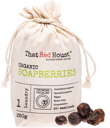 That Red House Laundry Soapberries 250g