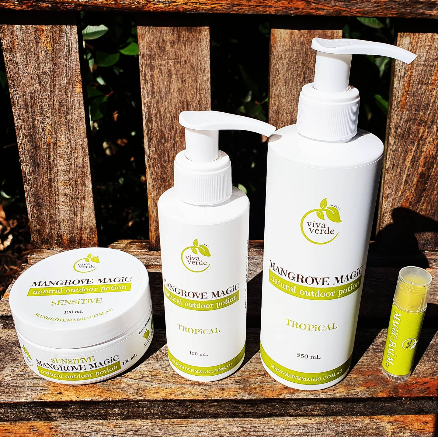Organic Insect Repellents