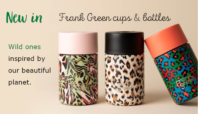New in! Frank Green cups & bottles