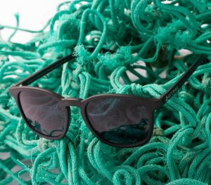 Kynance sunglasses made from recycled fishing nets